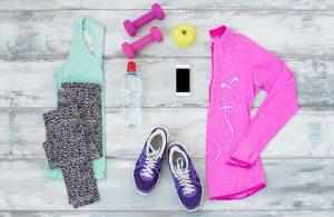 Spor salonuna gitmeden de fit kalabilirsiniz!