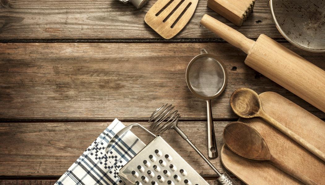 Mutfak aletlerini kullanmanın 15 zekice yolu