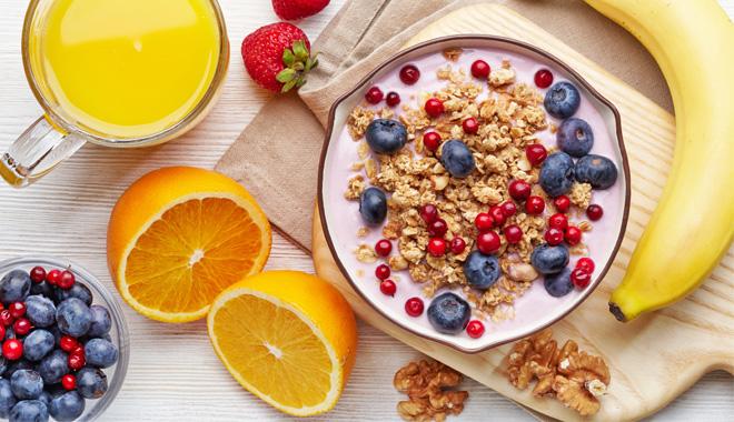 Sağlıklı Kahvaltı