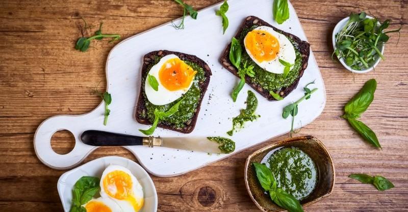 Sağlıklı ve besleyici kahvaltı tarifleri