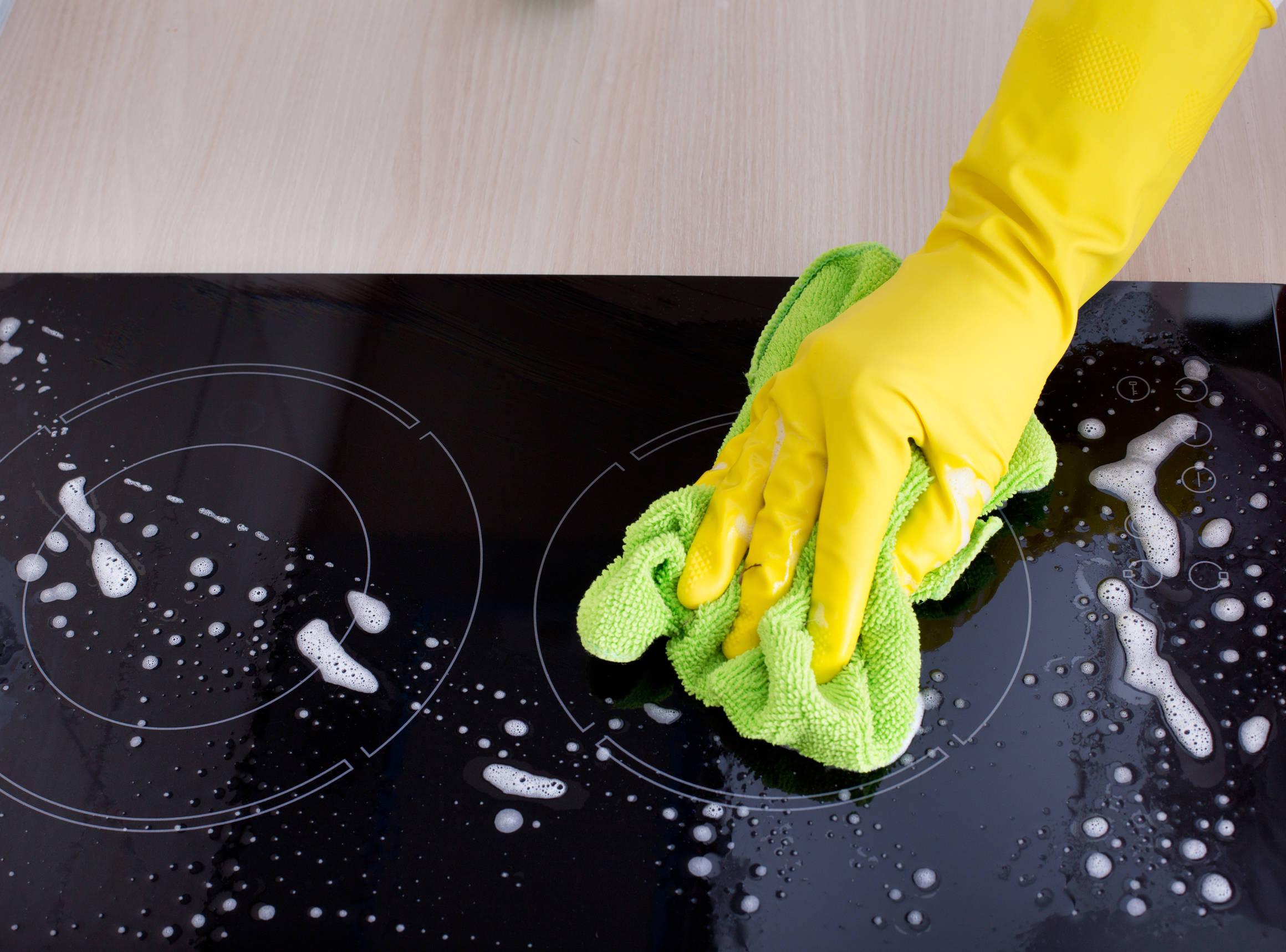 ocak temizleme yöntemleri