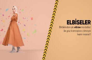 Tesettür Modasında Elbise ve Eşofman takımı seçimleri