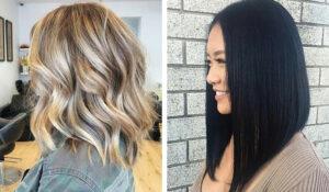 Lob Kesim Nedir, En İyi Lob Saç Modeli Fikirleri